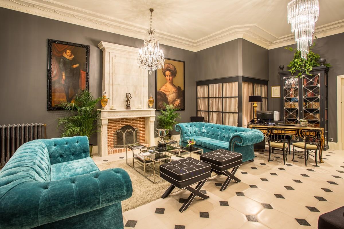 Chambre supérieure double les chambres de l hôtel de luxe cannes